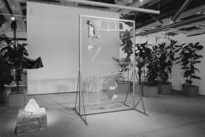 « L'Oeuvre de Marcel Duchamp», 2 Février - 2 mai 1977. Bibliothèque Kandinsky / MNAM-CCI. Photographie : Jacques Faujour. Droits : ADAGP